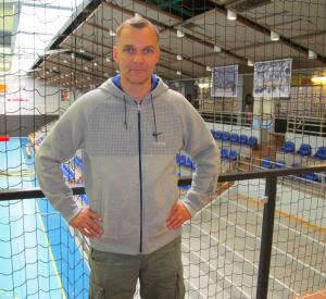 Anton Åkerström Idrottssamordnare TG